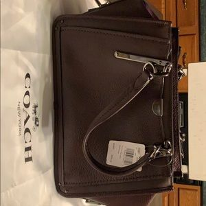 Coach leather brand new